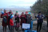 بئر مياه من رواد ومرشدات الكشافة العرب لمسلمي شالدوفركانيدي في قرغيزيا