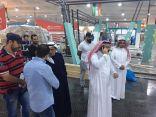 الأمير مشعل بن ماجد يتفقد الاستعدادات الجارية لإنطلاق معرض جدة الدولي للكتاب