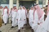 أمير مكة : لجان للتحقيق في حريق محطة القطار .. بعدها نكشف الحقائق