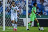 الأخضر يكسب سنغافوره 3 – 0 ويتصدر مجموعته الآسيوية