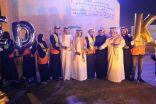 حملة اجاويد السعودية بالتعاون مع بلدية محافظه الخبر لتنظيف كورنيش الخبر بمناسبة اليوم العالمي للتطوع