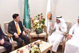 وزير التجارة والصناعة والطاقة في كوريا الجنوبية يزور الهيئة الملكية بالجبيل