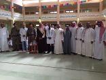مجمع الحوميات توعي طلابها عن فيروس كرونا بحضور الشيخ تركي بن حميد