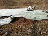 الرياح الشديدة تقتلع سقف منزل بقرية سران