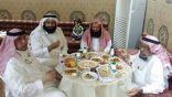 أهالي حي المنار يقيمون مأدبة إفطار صائم