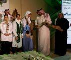 نادي الفروسية بمحافظة جدة يطلق لقب فارسة البيئة على الدكتورة ماجدة ابو راس