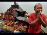 سوء معاملة المسلمين من البوذيين في ميانمار اصبح للعلن