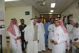تدشين نظام فرز الحالات بطوارئ مستشفى الملك عبد العزيز بجدة