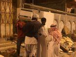 جمعية البر الخيرية بالليث توزع أكثر من 1900 سلة غذائية في رمضان