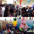 """مهرجان """"صيف الرياض"""" يستقطب الجمهور ومئات الهدايا والجوائز في الرمال سنتر"""