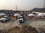 في مهرجان بارق الأول للأضاحي : تداول أكثر من 100 رأس حلال