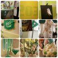 كلية التصاميم والفنون بجامعة الأميرة نورة بنت عبد الرحمن تحتفل باليوم الوطني.