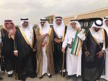الشيخ سعيد بن عواض وسعيد الذيب في ضيافة الشيخ  سعود ابو خف