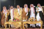 """برعاية """"البناوي"""": محافظة بارق ترسم أجمل لوحات الحب والوفاء في كرنفال الوطن"""