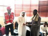 المنظمة العربية للهلال الاحمر والصليب الأحمر تطالب باعتماد تنظيم لرعاية ضحايا الحركة الدولية للجمعيات الوطنية