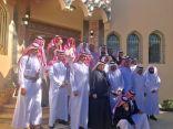 المستشار عبد العزيز فؤاد يستيضيف عدداً من وجهاء الارن