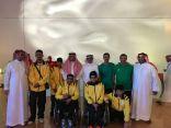 ستة ألعاب تمثل نادي الأحساء في دورة ألعاب البارا السعوديه