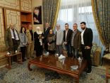 """""""فتح"""" – شعبة صيدا تجول على فعالياتٍ صيداويّةٍ وتُقدِّم لهم درع الشهيد ياسر عرفات"""