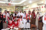 احتفال اتحاد الخليج الثقافي بفعاليات الوطني بالبحرين