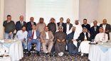 خلال مؤتمر اعلان جوائز المركز بالرياض الاعلام السياحي السعودي فرض نفسه