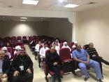 دورة متخصصه لتأهيل تمريض العنايه في مستشفى الامام عبدالرحمن الفيصل
