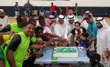 نادي الشرقية يحتفي بالأبطال المنجزين في أبوظبي