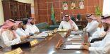 بلدي بارق يعقد جلسته الـ33 و يناقش ترتيبات شهر رمضان المبارك