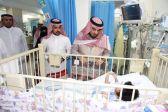 الشريف محمد الراجحي ينظم مبادرة لزيارة المرضى بصحبة نخبة من رجال الأعمال والمثقفين وكبار مسؤولي الدولة