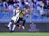 إنتصار مهم للشباب في أولى جولات الدوري على نادي الاتحاد