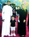 لاعب وسط الاهلي دي سوزا .. يحتفل باليوم الوطني السعودي