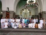 مشاركون في مسابقة الملك عبدالعزيز يشيدون بعناية الملك بمسجد قباء