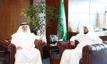 وزير الشؤون الإسلامية استقبل سفير المملكة لدى باكستان