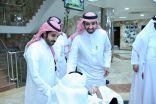 وزير العمل والتنمية الاجتماعية يقوم بزيارة لمركز التأهيل الشامل للذكور بالدمام ويشكر جهود الجميع