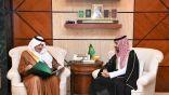 الأمير سعود بن نايف يتسلم تقرير فرع وزارة الإسكان السنوي بالمنطقة الشرقية