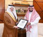 الأمير سعود بن نايف يستقبل فريق عمل فعالية الشاطئ