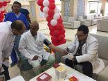 مستشفى شرورة العام ينفذ العديد من البرامج التطوعية