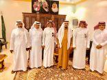 البناوي: يستقبل رئيس واعضاء اللجنة الأجتماعية ببارق