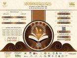 معرض مصاحب في مسابقة جامعة جدة للقرآن الكريم لدورتها العاشرة