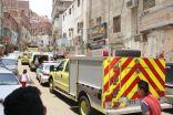 مصرع ثلاثة أشخاص وإصابة آخران حرقا بمنزل في مكة