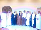 اسرة ال بن سلطان تحتفل بسلامة وعودة العميدين سعيد وعلي