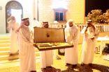 عائلة آل سعيد ببارق تكرم أبناءها