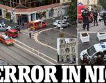 مقتل ثلاثة في حادثة طعن تعرض لها أشخاص في نيس الفرنسية