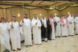 """بحضور عدد من الشخصيات البارزة ابناء المرحوم محمد هيازع البارقي يحتفلون بزواج شقيقهم """"خالد"""""""