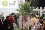 فعالية همسات منبع الإبداع والفنون والتوعية الصحية بمدينة جواثا بالأحساء