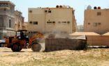 بلدية الخبر تغلق 11 محل لزينة السيارات وتزيل 280 حاجز وتتلف 120 كلجم سمبوسة