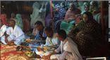 الترواغ عادة مجتمعية تعصر قلوب العرسان في موريتانيا