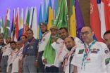 شخصيات عالمية وقيادات كشفية تُشيد بمشاركة الكشافة السعودية في اذربيجان