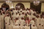 منسوبو المختبرات يهنؤون… الدكتور علي بن حسن ال شامي بمحافظة جدة