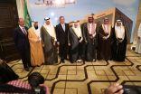 امير الرياض يفتتح فندق الموفنبيك بالرياض