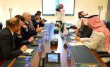 الدكتور عبدالله الربيعة يستقبل وفداً تركياً ويبحثان موضوعات متعلقة بالشأن الإنساني